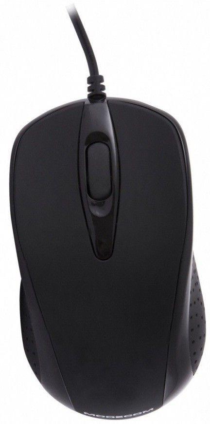 ModeCom przewodowa mysz optyczna MC-M4 Black