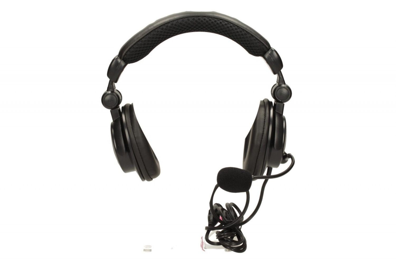 ModeCom Słuchawki nagłowne MC-826 HUNTER Czarne z mikrofonem