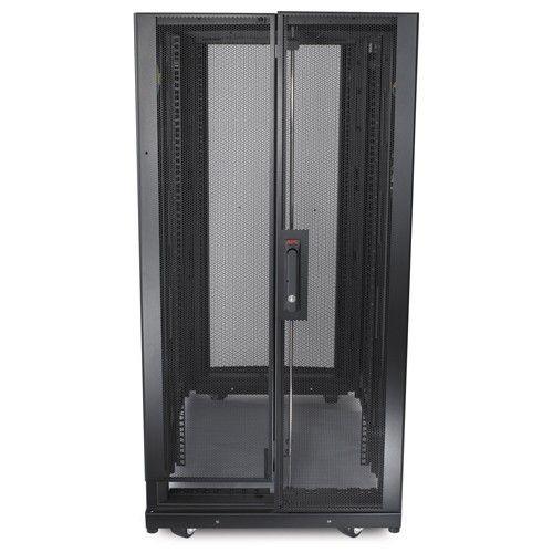 APC szafa rack 19'' 24U NetShelter SX 600x1070 - czarna