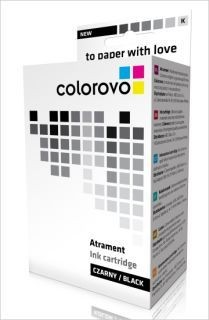 Colorovo tusz 520-BK (Black, 20ml, Chip, Canon PGI-520BK)