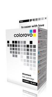 Colorovo tusz 56-BK (HP 56, C6656AE, Black, 19 ml, ref.)