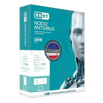Eset Nod32 Antivirus 5.0 BOX (1 PC, 3 lata)