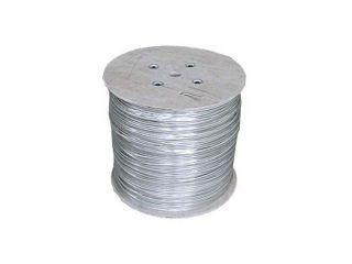 Gembird kabel instalacyjny UTP, kat. 5e, drut, CU - czysta miedź 1000m szary