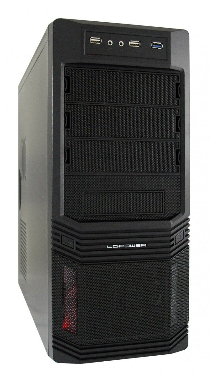 LC-Power Pro-925B 600W (USB 3.0, ATX 2.3)