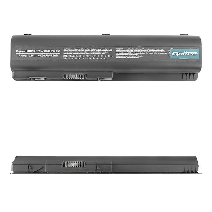 Qoltec Bateria do laptopa Long Life HP CQ40/45 DV4 | 10.8V | 4400mAh