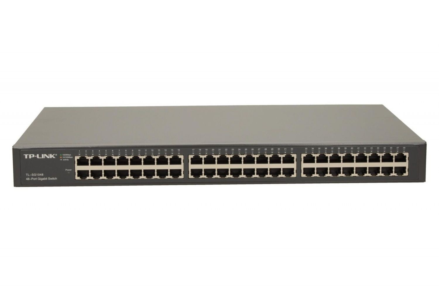 TP-Link TL-SG1048 Switch 48x10/100/1000 rack