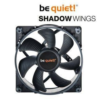 be quiet! wentylator Shadow Wings SW1 120mm Mid-Speed