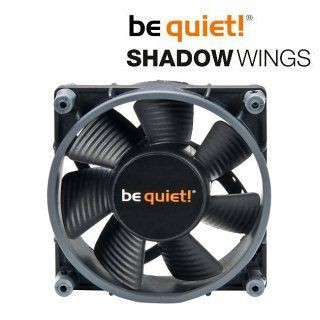 be quiet! wentylator Shadow Wings SW1 80mm Low-Speed