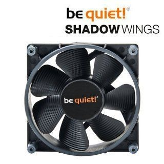 be quiet! wentylator Shadow Wings SW1 92mm PWM