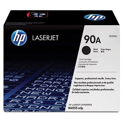 HP CE390A toner black (10000str)