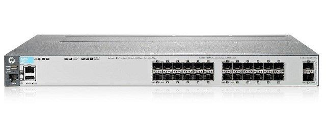 HP ARUBA 3800-24G-PoE+-2SFP+ Switch J9573A - Limited Lifetime Warranty
