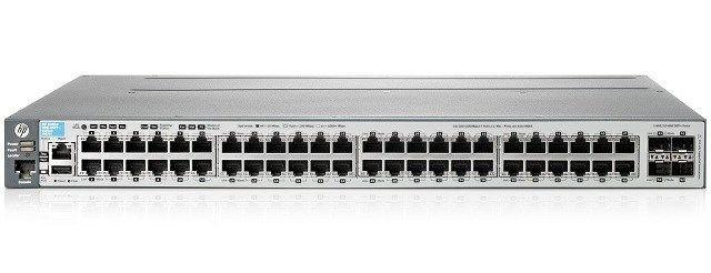 HP ARUBA 3800-48G-4XG Switch J9586A - Limited Lifetime Warranty