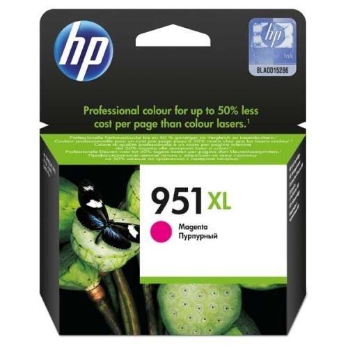 HP tusz 951XL magenta BLISTER ALL (Officejet)