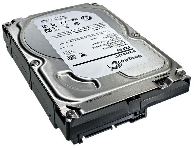 Seagate HDD Desktop Barracuda 7200 (3.5,3TB,64MB,SATA III-600)