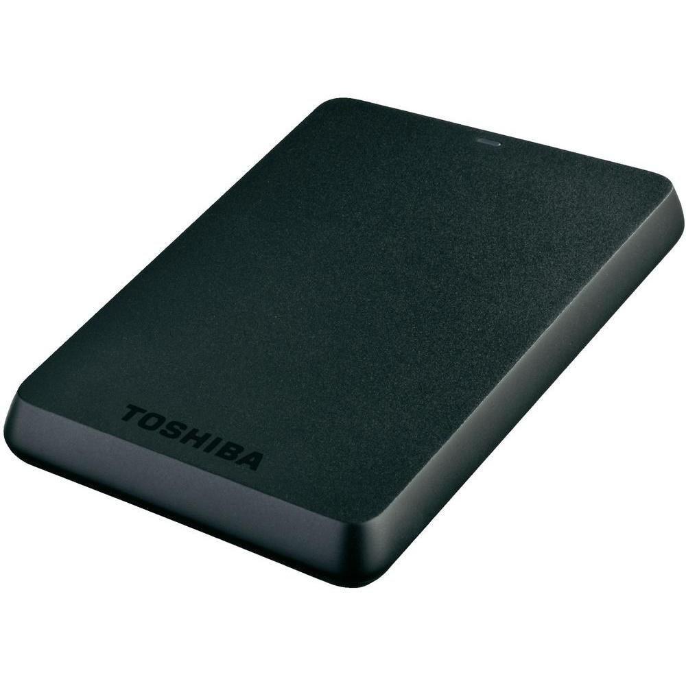 Toshiba TOSHIBA STOR.E BASICS 1TB HDD 6,4cm 2.5inch USB3.0 black