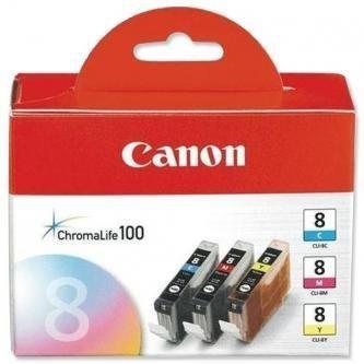 Canon tusz CLI-8 C/M/Y Multi pack