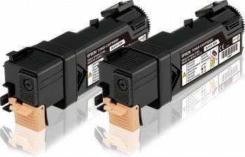 Epson toner black (2x3000str, AcuLaser C2900N)