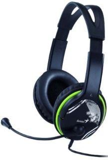Genius Słuchawki HS-400A (z mikrofonem)