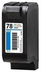 HP głowica drukująca 78 tri-colour (19ml, dj920/940c/960/970/980/990, 381)