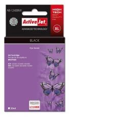 ActiveJet Tusz ActiveJet AB-1240BNX | Black | 30 ml | Brother LC1220BK,LC1240BK