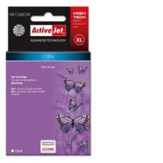 ActiveJet Tusz ActiveJet AB-1240CNX | Cyan | 12 ml | Brother LC1220C,LC1240C