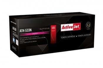 ActiveJet Toner ActiveJet ATH-533N | Magenta | 2800 pp | HP CC533A (304A), Canon CRG-71