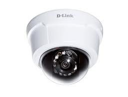 D-Link Securicam Full HD PoE Day & Night Fixed Dome Network Camera, IR, H.264