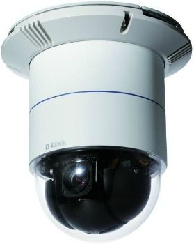 D-Link Securicam 12x Speed Dome H.264