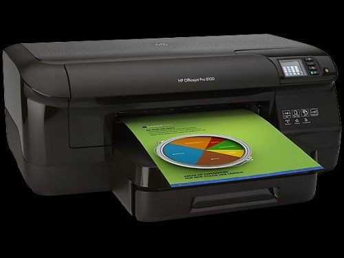 HP Officejet Pro 8100 WiFi