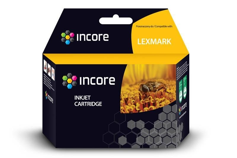 Incore tusz do Lexmark 33 Color (18C0033) 19,8ml reg.
