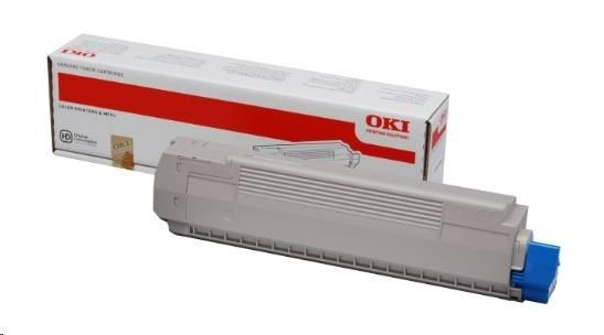 OKI toner czarny do MC861 (9500str)