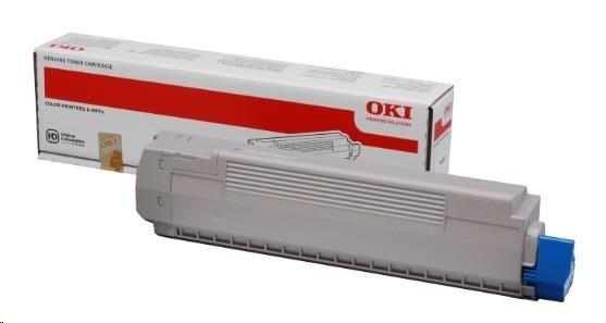 OKI Toner magenta| 10 000str | C861