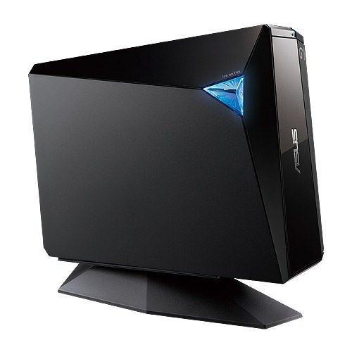 Asus nagrywarka zewnętrzna Blu-Ray BW-12D1S, 12x, USB 3.0, czarna, retail