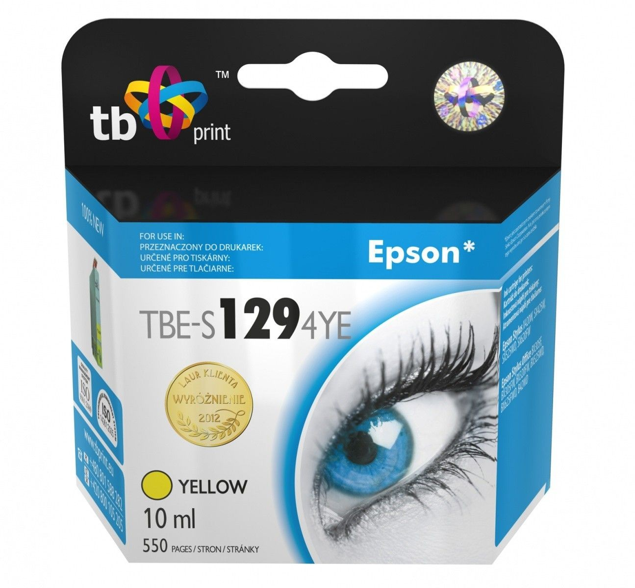 TB Print Tusz do Epson SX420W TBE-S1294YE YE