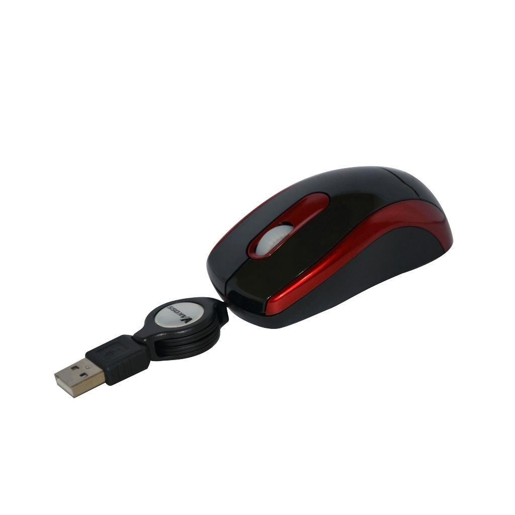 Vakoss Mysz optyczna TM-464UX, USB, 1000dpi