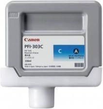 Canon Tusz PFI303C cyan   330ml   iPF810/815/iPF820/825
