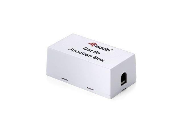 Equip adapter złączka sieciowa krzyżowa kat. 5E