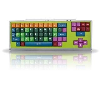 Esperanza EK121 klawiatura edukacyjna dla dzieci USB (63 klawisze)