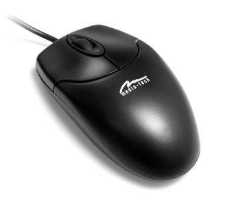 Media-Tech OPTICAL MOUSE (standardowa mysz optyczna, 800cpi, USB)