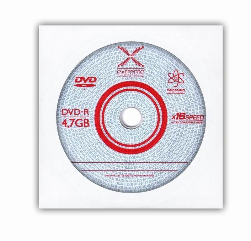 Esperanza DVD-R 4,7GB x16 (koperta, 1szt)