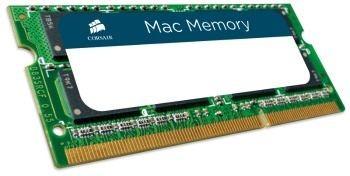Corsair 2x8GB 1333MHz DDR3 CL9 SODIMM Apple Qualified, Mac Memory