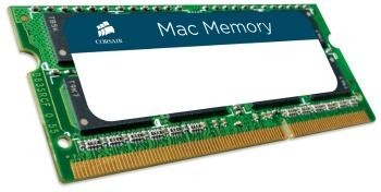 Corsair 8GB 1333MHz DDR3 CL9 SODIMM Apple Qualified, Mac Memory