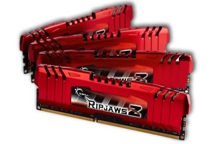 GSkill DDR3 4x4GB 1600MHz CL9 (X79)