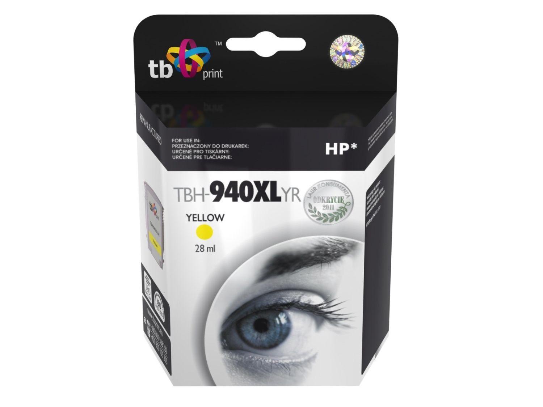TB Print Tusz do HP OJ Pro 8000 TBH-940XLYR YE ref.