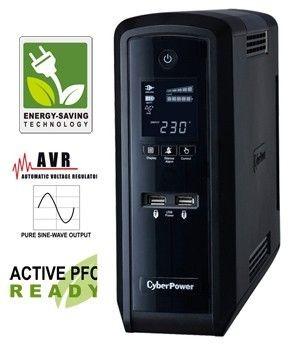 CyberPower Cyber Power UPS CP1500EPFCLCD DE 900W (Schuko)