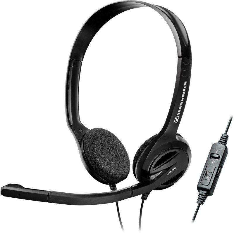 Sennheiser PC 36 Call Control USB słuchawki z mikrofonem