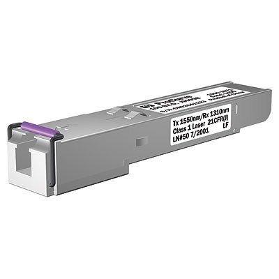 HP X112 100M SFP LC BX-D Transceiver