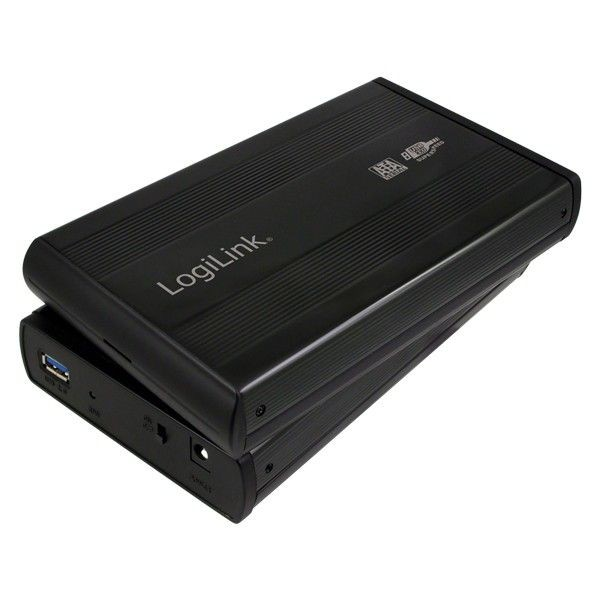 LogiLink obudowa do HDD 3.5'' SATA USB3.0
