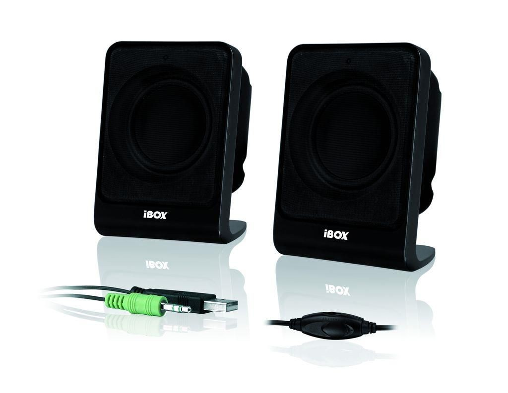 I-BOX Głośniki 2.0 Rome