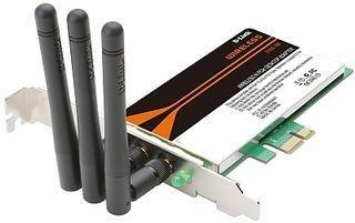 D-Link DWA-556 Rangebooster karta sieciowa PCI-E Wireless N